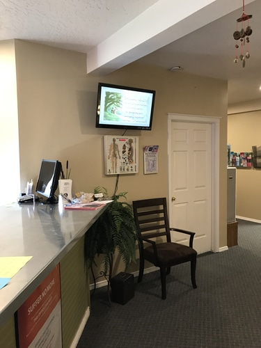 Office Tour Edwards Chiropractic